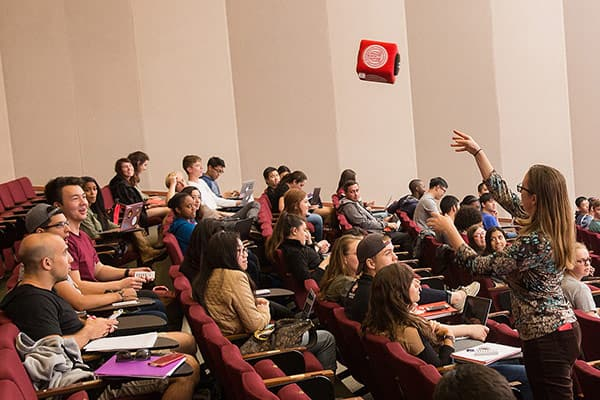 An active learning course at Cornell University.